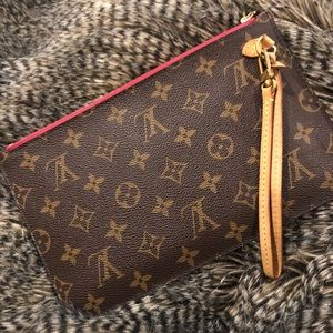 Authentic Louis Vuitton Pochette Pouch